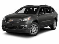 2014 Chevrolet Traverse LT w/2LT