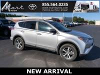 Certified Pre-Owned 2017 Toyota RAV4 XLE All Wheel Drive w/Power Plus Value Package, Bl SUV in Plover, WI