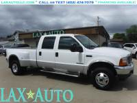 2001 Ford F-350 SD XLT Crew Cab Long Bed 4WD * Dually * New Tires! *