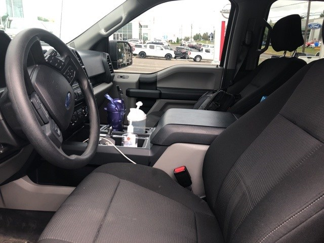 Photo Used 2017 Ford F-150 Truck for sale in Middlebury CT