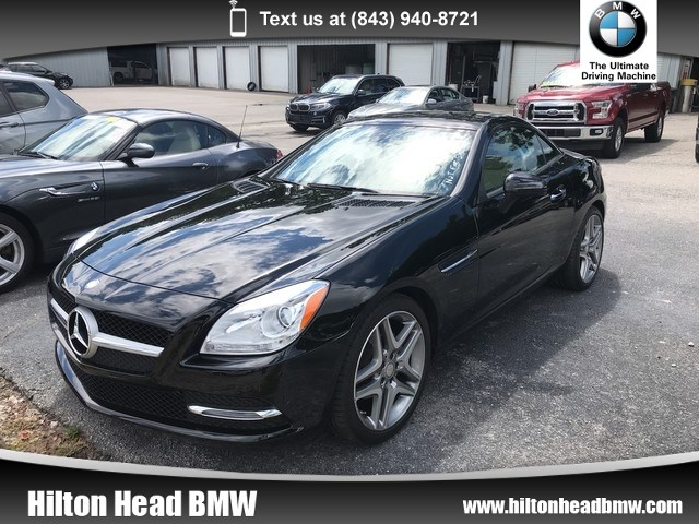Photo 2015 Mercedes-Benz SLK-Class SLK 250 CLEAN LOCAL TRADEONE OWNERBALANCE OF FA Roadster Rear-wheel Drive