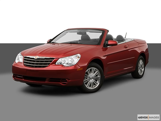 Photo Used 2008 Chrysler Sebring LX Convertible in Bowie, MD