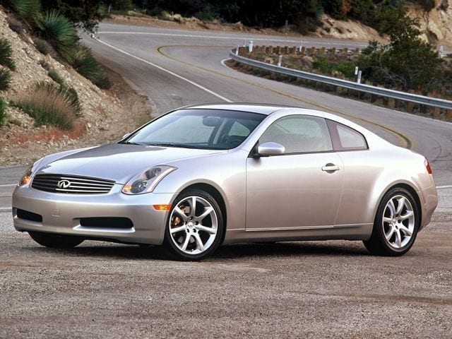 Photo Used 2003 INFINITI G35 Base Coupe V6 DOHC 24V for sale in OFallon IL