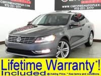 2015 Volkswagen Passat TDI SE NAVIGATION SUNROOF REAR CAMERA HEATED LEATHER SEATS BLUETOOTH KEYLES