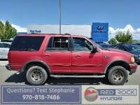 Used 1999 Ford Expedition XLT SUV for Sale in Grand Junction, CO