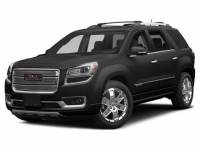 2015 Certified Used GMC Acadia SUV Denali Carbon Black For Sale Manchester NH & Nashua | Stock:PL6054