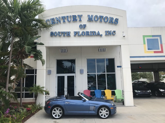 Photo 2005 Chrysler Crossfire Limited Automatic Cloth Top Heated Seats Leather