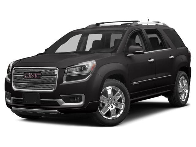 Photo 2015 Certified Used GMC Acadia SUV Denali Carbon Black For Sale Manchester NH  Nashua  StockPL6054