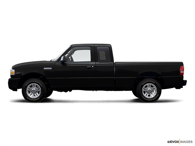 Photo Used 2007 Ford Ranger XLT Truck Super Cab