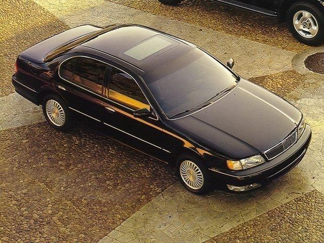 Photo Used 1997 INFINITI I30 Sedan for sale near Atlanta