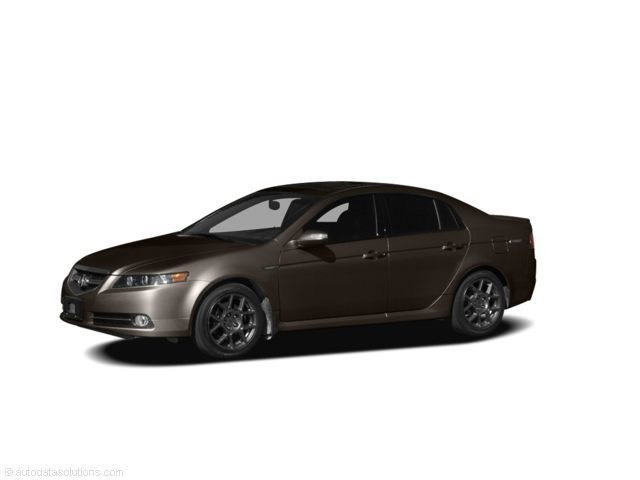 Photo 2007 Acura TL Type S Navigation Sedan