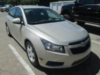 2013 Chevrolet Cruze 1LT Auto Sedan Front-wheel Drive