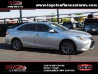 Used 2016 Toyota Camry For Sale | Lancaster CA | 4T1BF1FK3GU240194