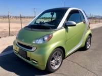2011 Smart fortwo 2dr Cpe Pure