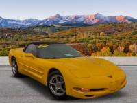 Pre-Owned 2000 Chevrolet Corvette RWD Convertible