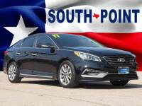 Certified Used 2017 Hyundai Sonata Limited Sedan For Sale Austin TX