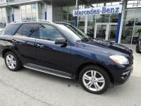 Pre-Owned 2015 Mercedes-Benz ML 350 M-Class