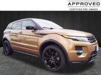 Certified Pre-Owned 2014 Land Rover Range Rover Evoque Dynamic AWD
