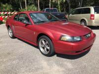 2002 Ford Mustang Coupe V-6 cyl