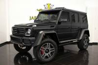2017 Mercedes-Benz G-Class G550 4x4 Squared (FACTORY MATTE BLACK)