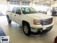 2013 GMC Sierra 1500 SLE Truck Crew Cab For Sale near Tyler & Marshall in East Texas
