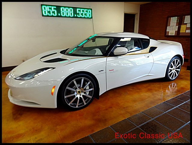 Photo 2011 Lotus Evora 1 OF 8 Owned By Naomi Campbell
