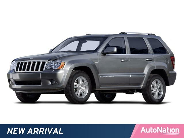 Photo 2008 Jeep Grand Cherokee Overland