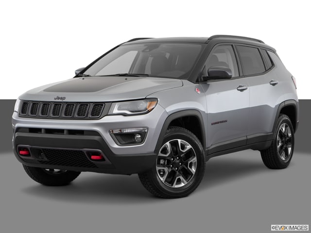 Photo Used 2018 Jeep Compass Trailhawk for Sale in West Springfield, MA