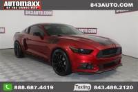2016 Ford Mustang GT Premium 5.0