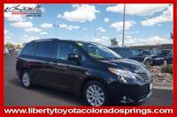 Used 2014 Toyota Sienna XLE Van For Sale in Colorado Springs, CO