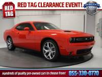 Pre-Owned 2015 Dodge Challenger SXT Plus or R/T Plus Coupe Rear-wheel Drive Fort Wayne, IN
