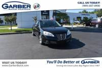 Pre-Owned 2009 Pontiac G6 GXP FWD Coupe