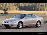 Pre-Owned 2002 Honda Accord EX V-6 Front Wheel Drive EX V-6 2dr Coupe