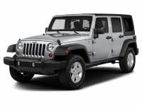 Used 2017 Jeep Wrangler JK Unlimited Sport 4x4 SUV | Aberdeen