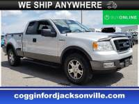Pre-Owned 2005 Ford F-150 FX4 Truck Super Cab in Jacksonville FL