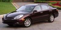Pre-Owned 2002 Lexus ES 300 4DR SDN AT FWD 4dr Car