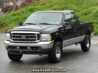 2000 Ford F-350 SD XLT SuperCab Short Bed 4WD