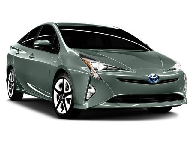 Photo Used 2016 Toyota Prius Three Touring Hatchback For Sale on Long Island, New York