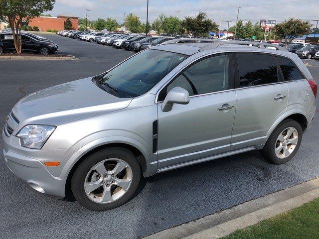 Photo Used 2014 Chevrolet Captiva Sport Fleet LT SUV
