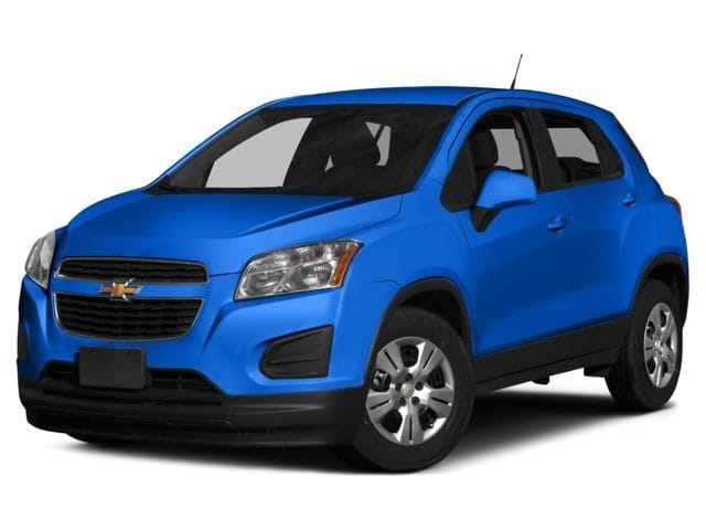 Photo Certified Pre-Owned 2015 Chevrolet Trax LS in Harlingen, TX