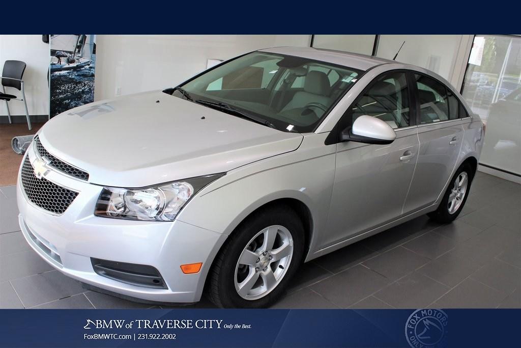 Photo 2014 Chevrolet Cruze Sedan in Traverse City, MI