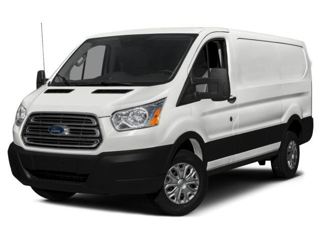 Photo Certified Used 2017 Ford Transit Van T-250RB T-250 148 Low Rf 9000 GVWR Swing-Out RH Dr 6 For Sale in Folsom