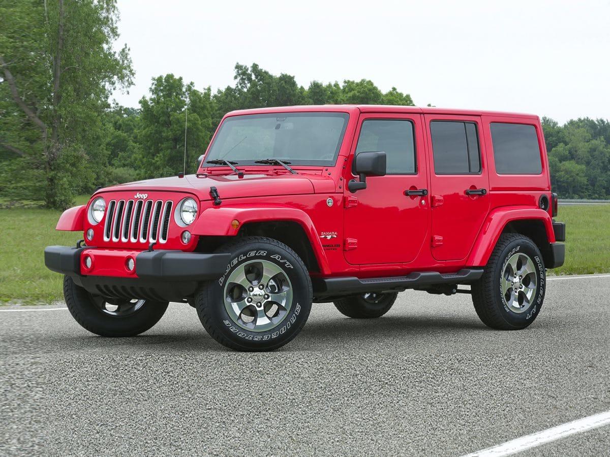 Photo 2018 Jeep Wrangler JK Unlimited Sahara 4x4 SUV in Metairie, LA