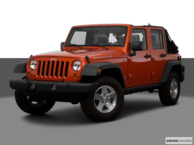 Photo Used 2009 Jeep Wrangler Unlimited RUBICON WITH LIFT NEW TIRES OFF ROAD READY in Ardmore, OK