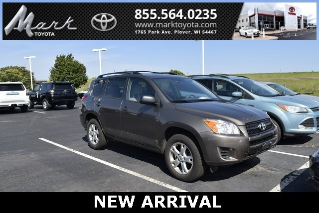 Photo Used 2011 Toyota RAV4 4x4 wMoonroof, Alloy Wheels  Power Package SUV in Plover, WI