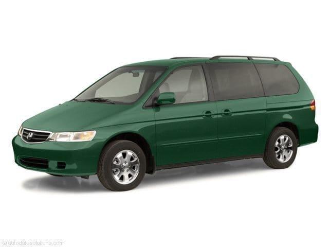 Photo Used 2002 Honda Odyssey EX-L MinivanVan V6 SMPI SOHC in Red Hill, PA