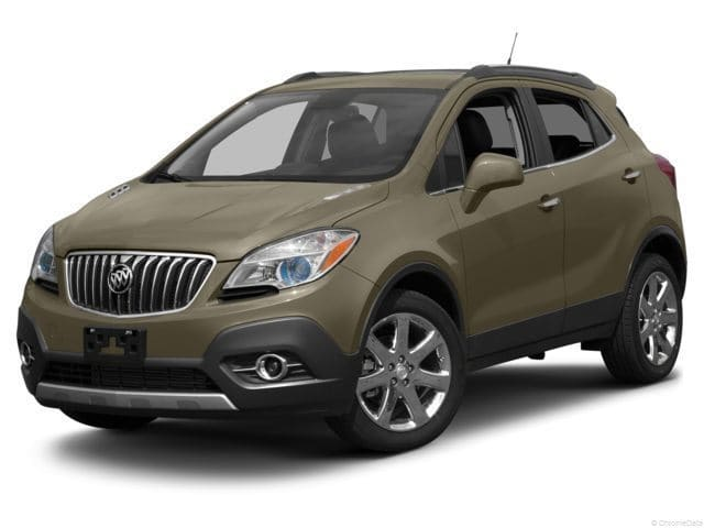 Photo Used 2016 Buick Encore Leather SUV for sale in Carrollton, TX