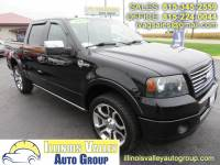 2008 Ford F-150 Harley Davidson 105th Anniversary Edition SuperCre