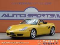 2002 Porsche Boxster 2dr Roadster S Tiptronic