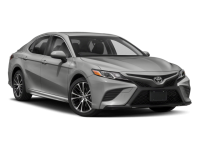 New 2018 Toyota Camry SE FWD 4dr Car